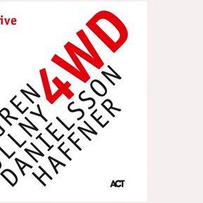 Nils Landgren -  4WD Live - New Album Release!