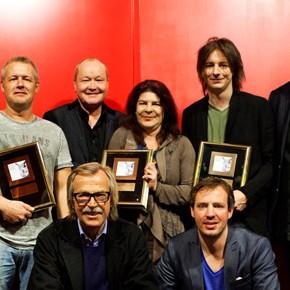 "German Jazz Gold Award for Nils Landgren ""Eternal Beauty"""