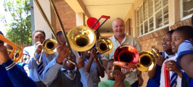 The Funk For Life Project is back to South Africa!