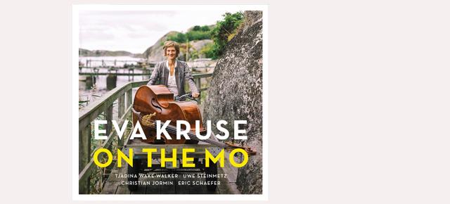 Redhorn Records & Naxos present  Eva Kruse: ON THE MO