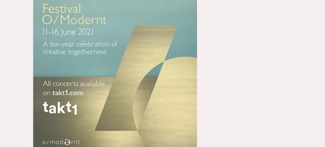 Nils Landgren at the O/Modernt Festival - Tuesday 15th June - 19h00