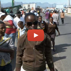 Khayelitsha, South Africa, April 2013: Funk For Life Project.