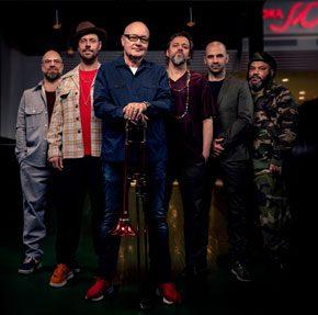 Live!  Nils Landgren Funk Unit - International Jazz Day 2021