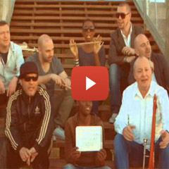 """You got it"" New music video of the Nils landgren Funk Unit featuring South-African singer Lira!"