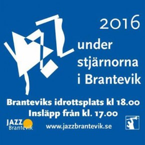 Jazz Under The Stars in Brantevik -  2016