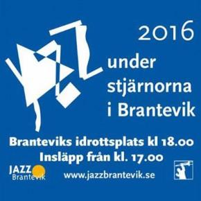 Jazz Under The Stars in Brantevik -  2016