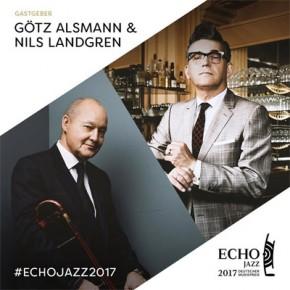 Nils Landgren Co-hosting the ECHO Jazz Ceremony