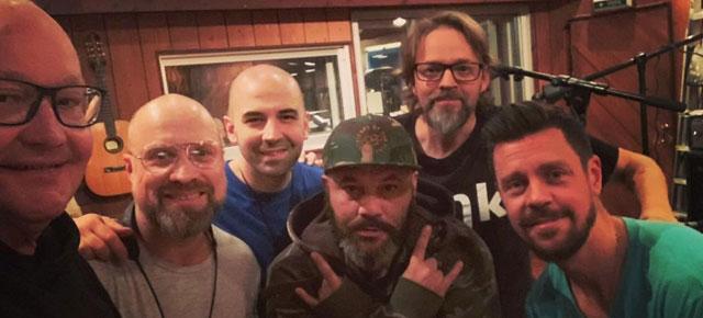 Breaking News : The new Nils Landgren Funk Unit opus is in the making!!!!