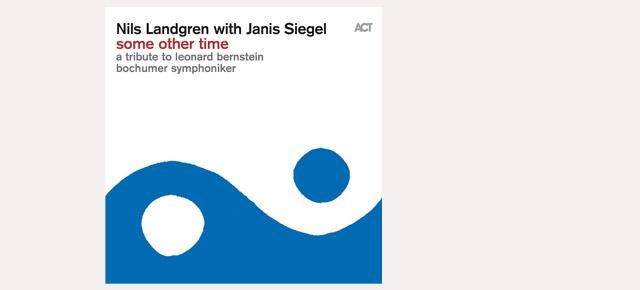 Nils Landgren's new album is now out!